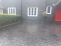 Work done by Pattern Imprinted Concrete Repairs and Reseals